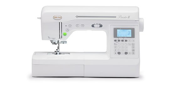 Baby Lock Presto II Quilting and Sewing Machine BLMPR2