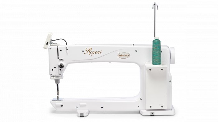 Baby Lock Regent Longarm Quilting Machine BLRT18 with Stitch Harmony Table and Insert