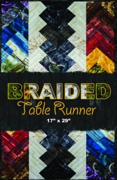 Braided Table Runner 17 x 29