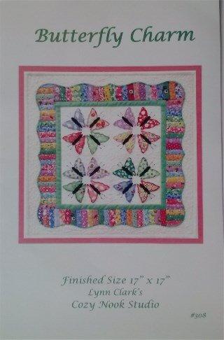 Butterfly Charm Pattern