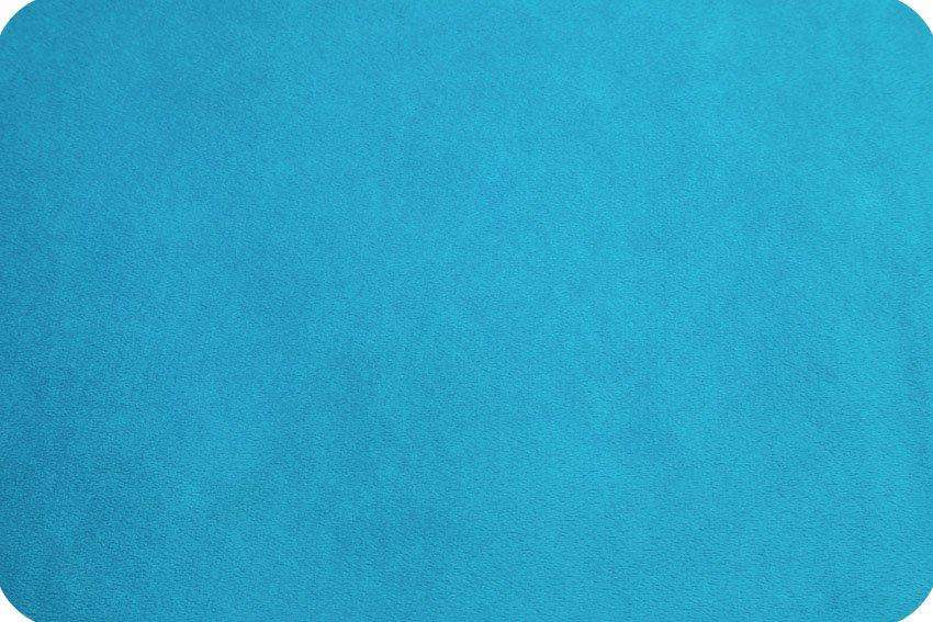 Cuddle Solid 3 Dark Turquoise 58/60