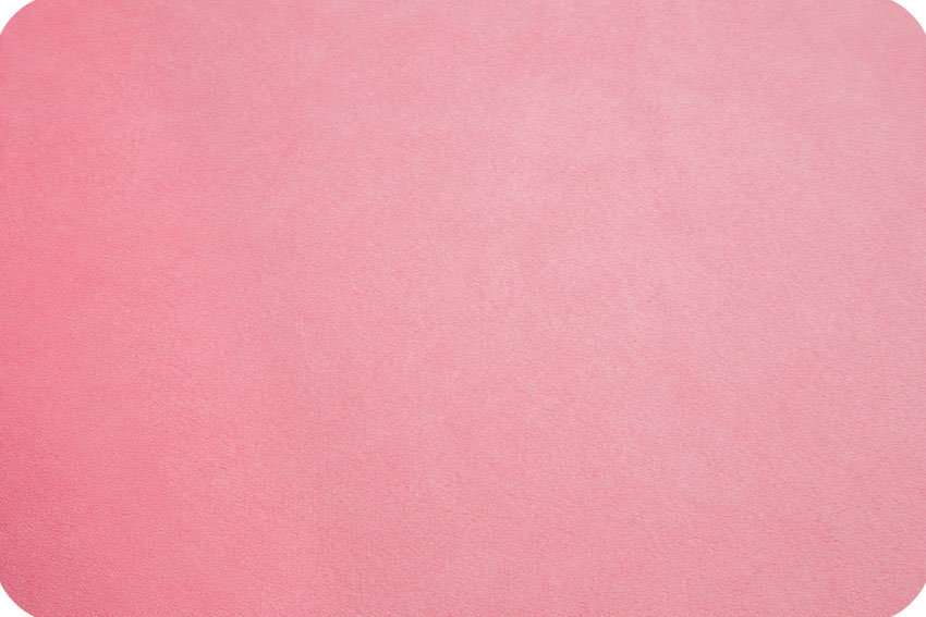 Cuddle Solid 3 Paris Pink 58/60