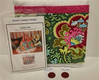 Caddy Pad Kit F Patterned Pink with Floral