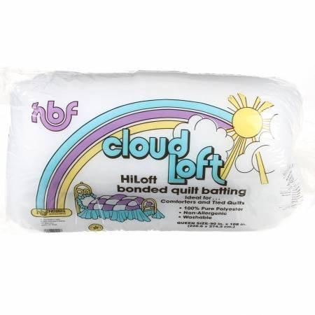 Hobbs Cloud Loft Batting Queen 90 x 108