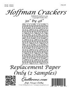 Hoffman Crackers Papers 30 x 48