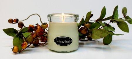 5oz Cream Jar Candle