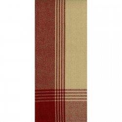 Tea Towel DUH733 - Red/Cream