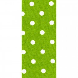 Tea Towel - Polka Dot DUHK363 Lime Green
