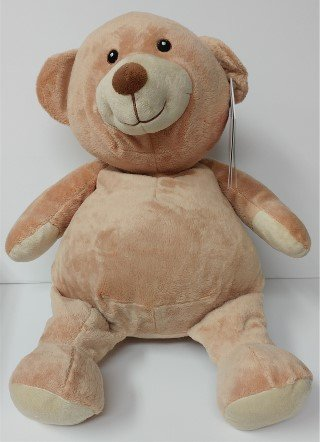Embroider Buddy Mister Brown Bear 16 EB91098