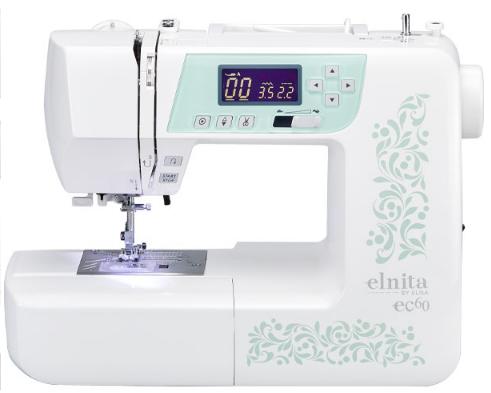Elna Elnita Computerized Sewing Machine EC60