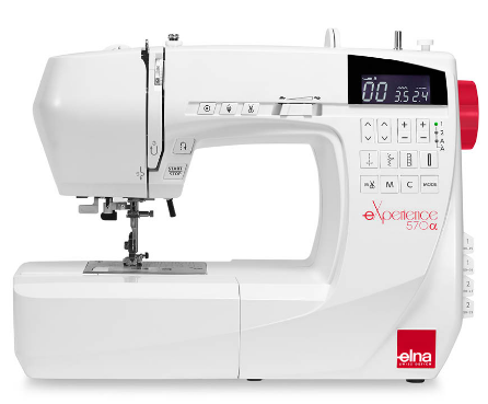 Elna eXperience 570a Electronic Sewing Machine
