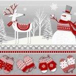 Frosty Folks Flannel - F6744 89