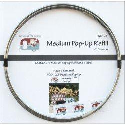 Pop-Up Refill Medium 8