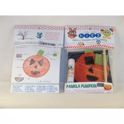 Wool Kit Pamela Pumpkin 16030