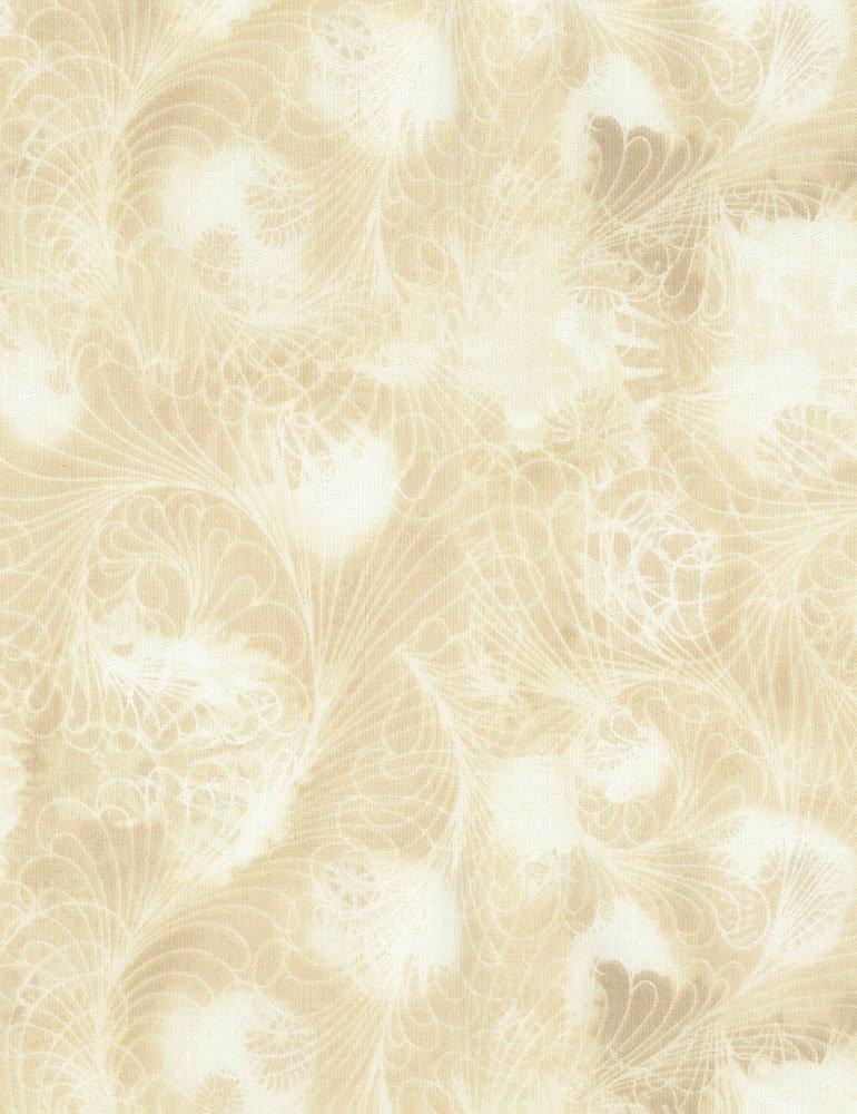 Bohemian Blues - Flower Swirl Small Latte C4069