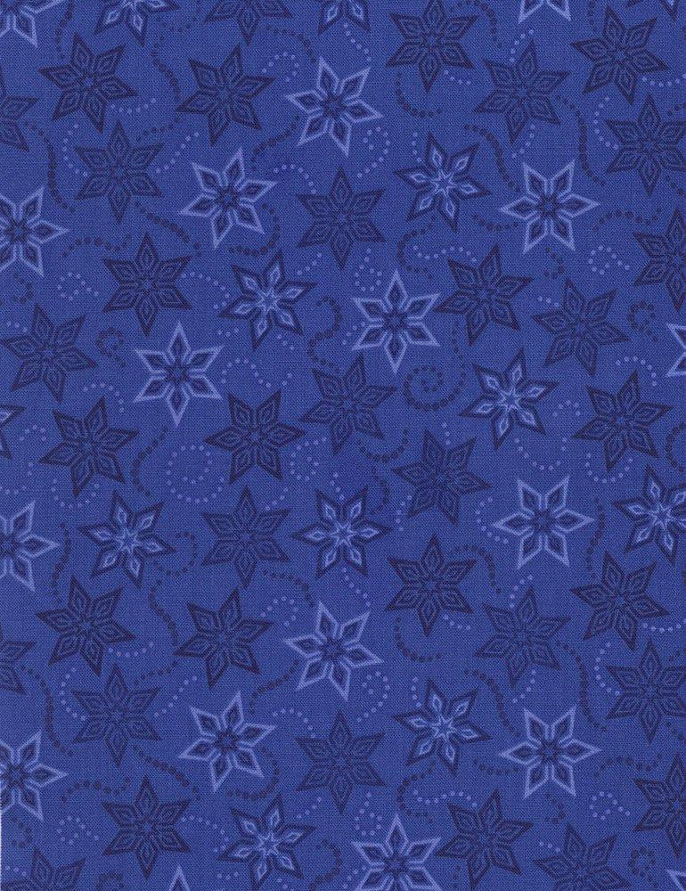 Bohemian Blues - Stars Blue C5775