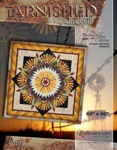 Tarnished Windmill Pattern 60 x 60  *