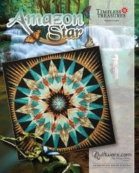Amazon Star Pattern 2016 Update 104 x 104