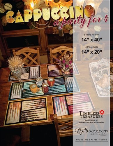 Cappuccino Table Runner & Placemats