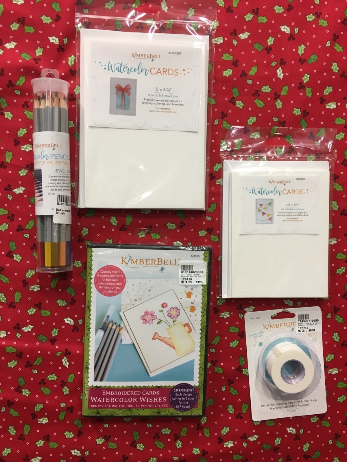 Kimberbell Gift Set 1