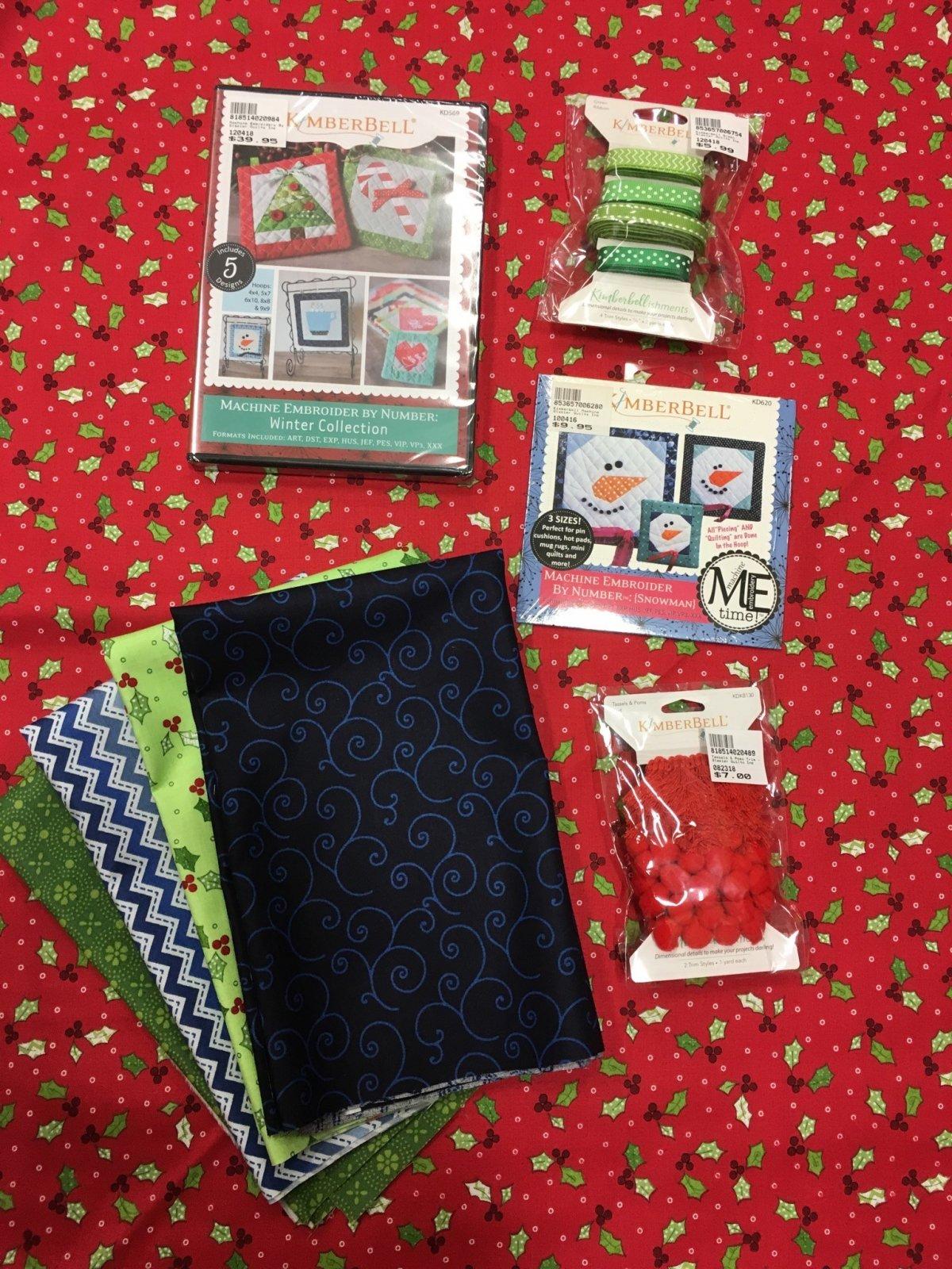 Kimberbell Gift Set 2