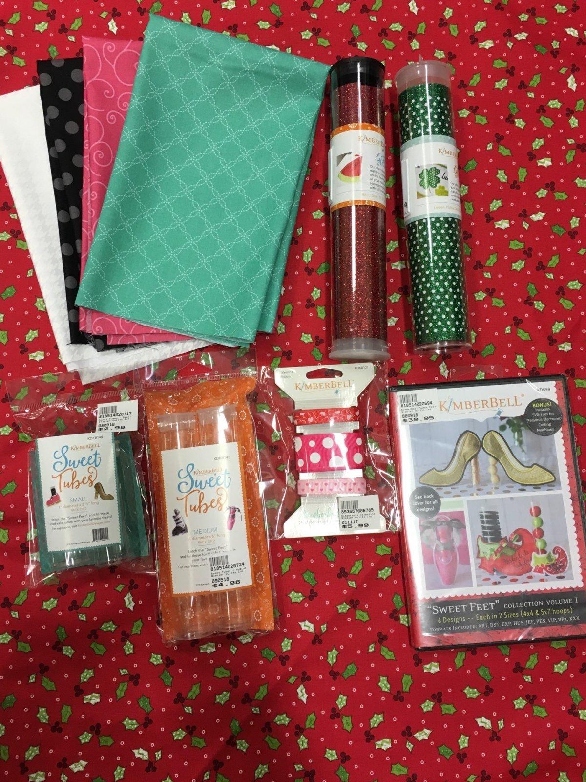 Kimberbell Gift Set 3