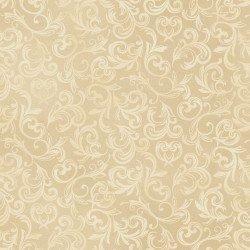 Pearl Essence Scrolls - Tan 114 T