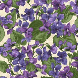 Arabella - Packed Violets MAS8422-E