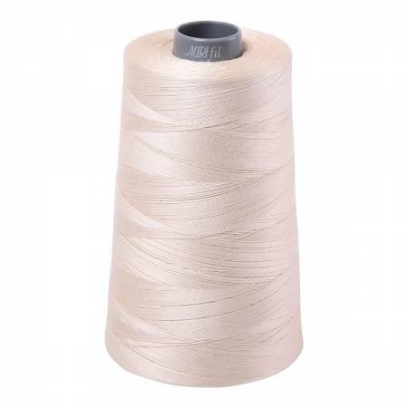 Aurifil Cotton Mako 28wt 2310 Light Beige 3609yd Cone