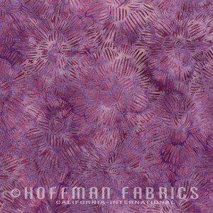 Hoffman Bali Chop - Floral Texture N2821 590 May