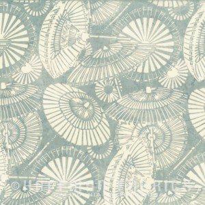 Hoffman Bali Batik - Parisols Fog N2842-483