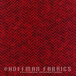 Hoffman Zig and Zag Red 7700-5