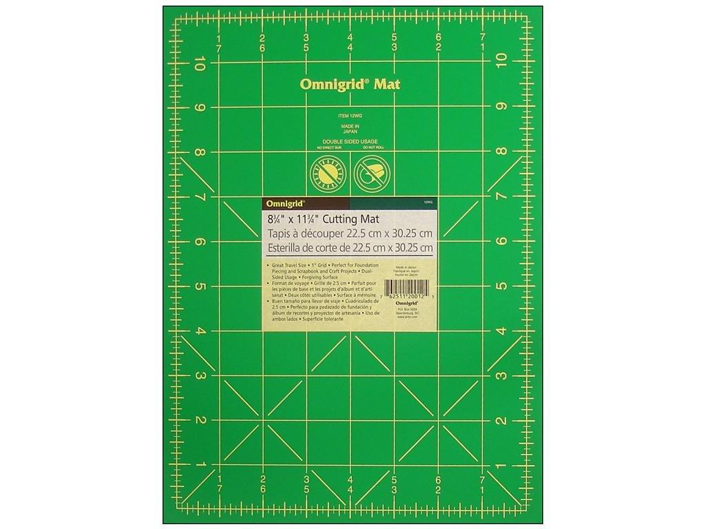 Omnigrid Cutting Mat 8 3/4x 11 3/4