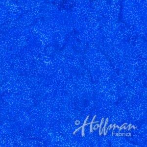 Hoffman Bali Batik - Packed Scroll Waikiki P2053 360