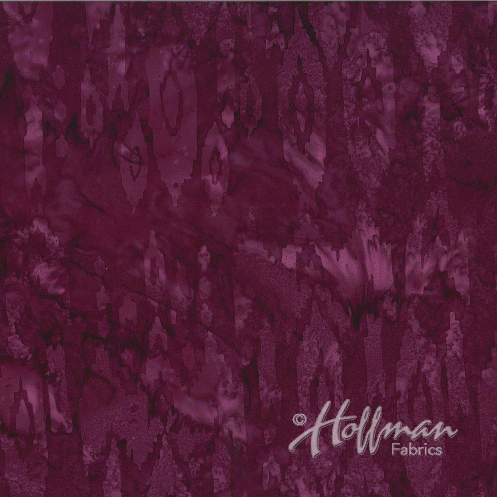 Hoffman Bali Batik - Ikats Berry P2955 212