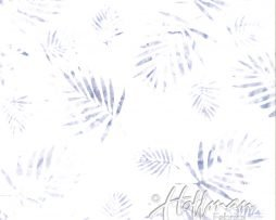 Hoffman Bali Batik - Palm Leaves Dewdrop Q2104 462