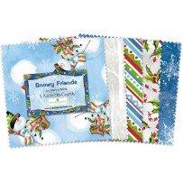 Snowy Friends 5 Squares 503 470 503