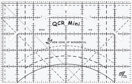 Mini Quick Curve Ruler # QCRMINI