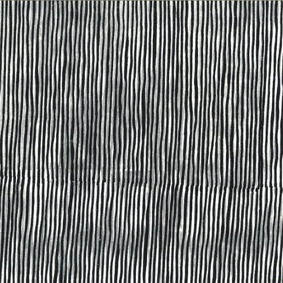 Hoffman Bali Batik - Skinny Stripes R2284 163 Zebra