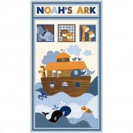 Noah's Ark Kit finishes 49.5 x 67.5