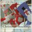 Love To Sew/Christmas Stockings 89749