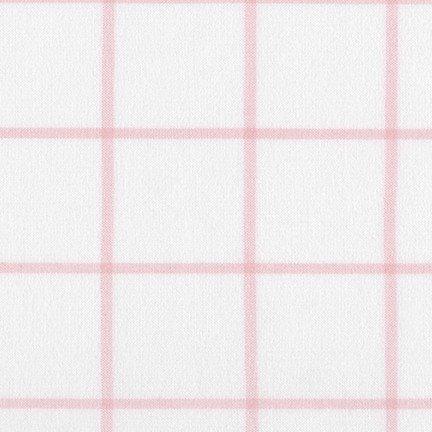 Brooklyn Plaid Flannel - Petal 17262 107