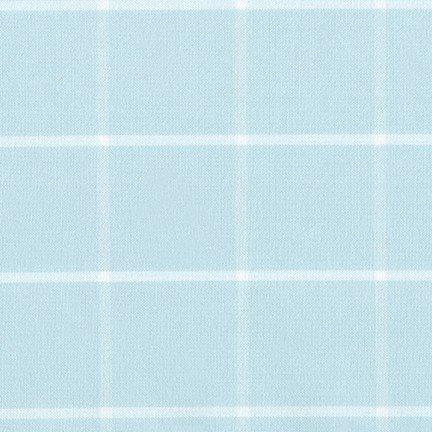 Brooklyn Plaid Flannel - Blue 17262 4