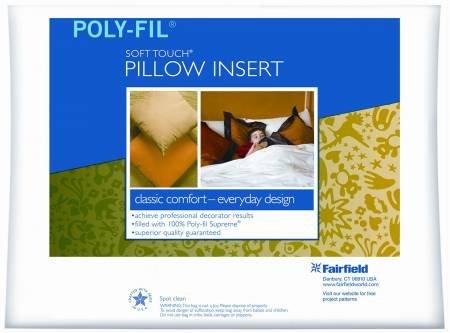 18 x 18 Soft Touch Pillow Form