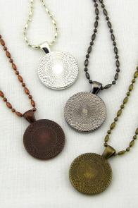Magnet Teardrop Chain - Copper