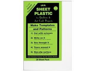 Template Plastic 14 x 20