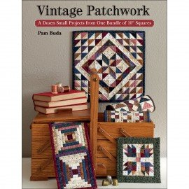 Vintage Patchwork Book B1420