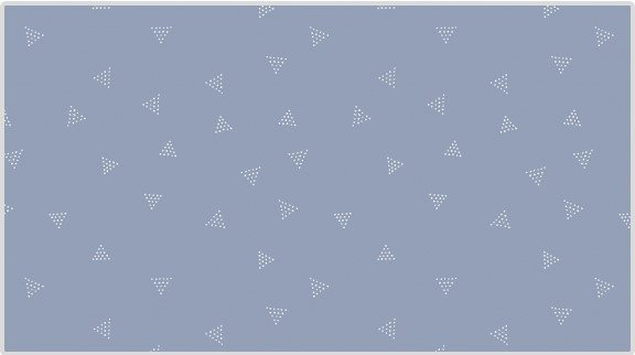 Triangle Dot - 613 Powder