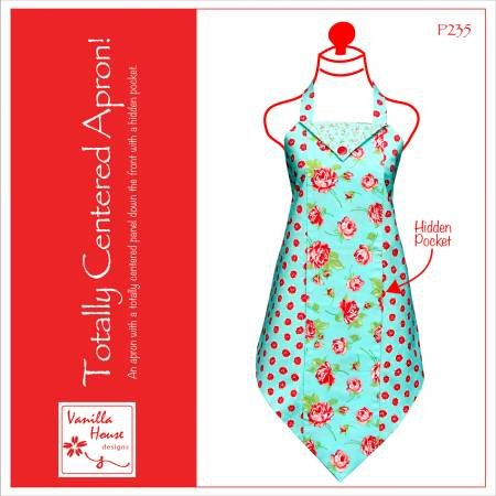 Totally Centered Apron Pattern P235