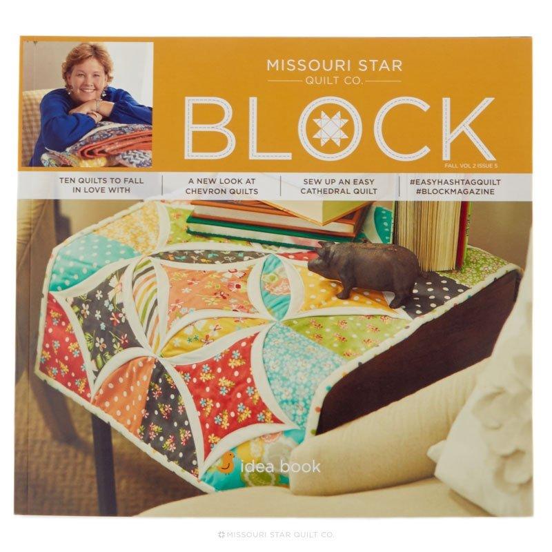 MO Star Block Magazine V 2/5